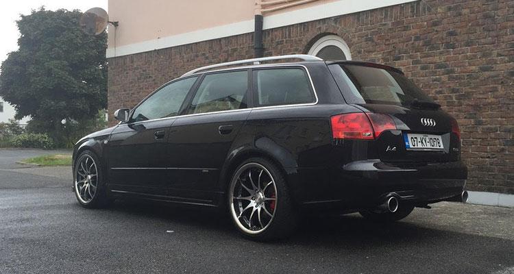 Llantas Tomason para Audi A4