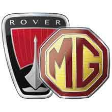 Llantas para MG-Rover
