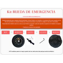 Llantas RUEDA EMERGENCIA